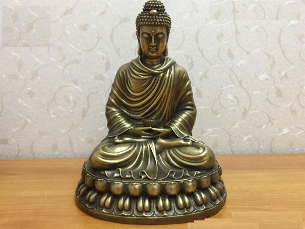 hướng dẫn trưng bày Tượng Phật Thích Ca Mâu Ni