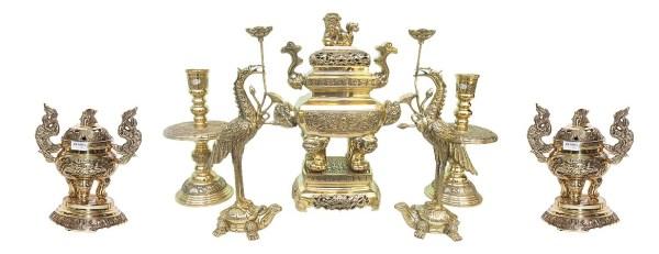 mẫu sản phẩm đồ thờ đại phát